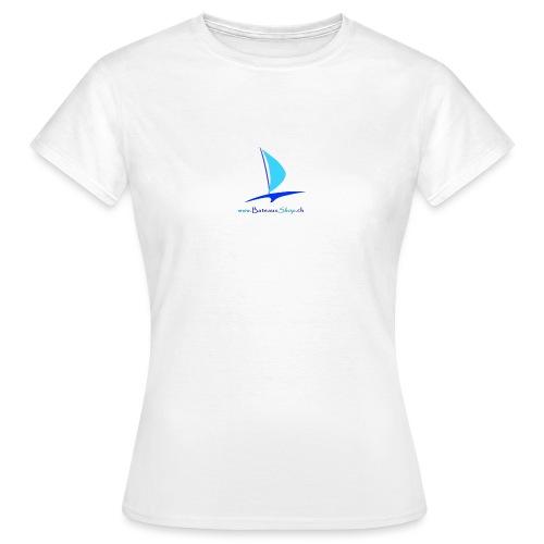 BSlogo - T-shirt Femme