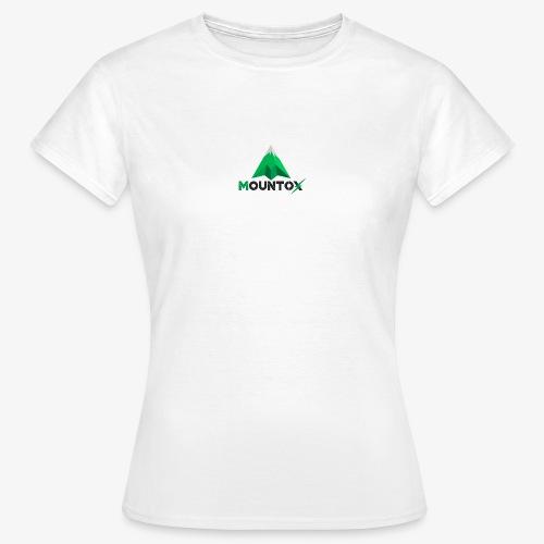 Mountox Black - Vrouwen T-shirt