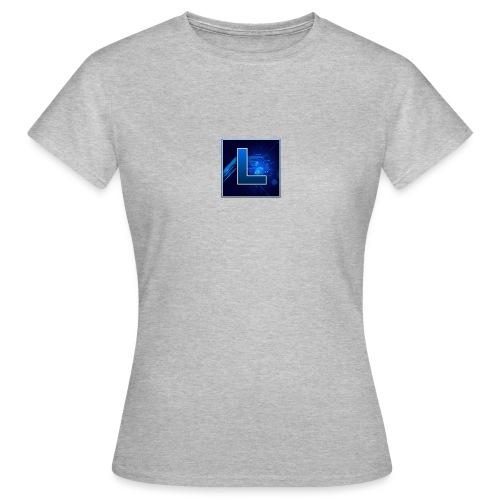 Logo GamenMetLucas - Vrouwen T-shirt