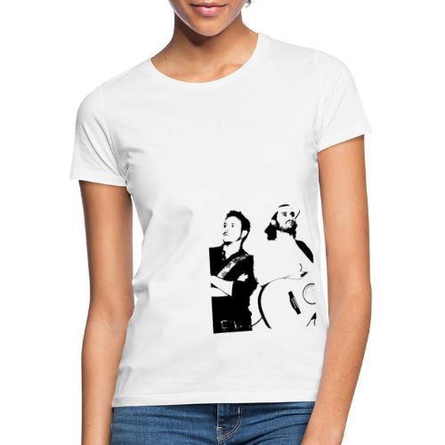 Das Schwarz-Weiße Bild - Frauen T-Shirt