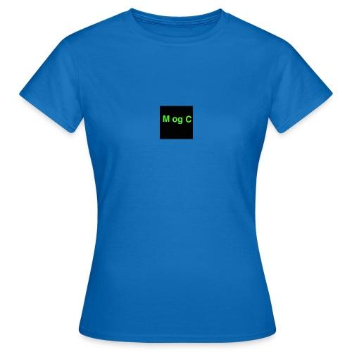 mogc - Dame-T-shirt