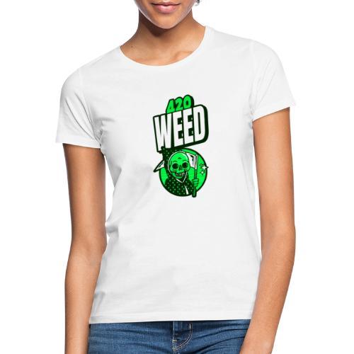 420 weed - T-shirt Femme