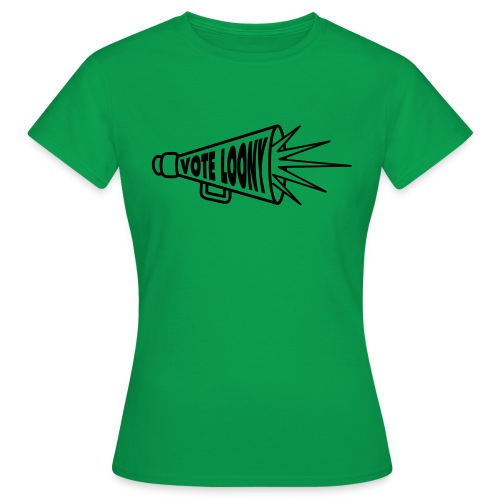 megaphone - Women's T-Shirt