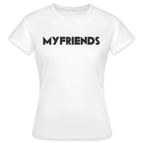mf big - T-shirt Femme