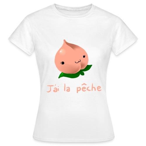 peche png - T-shirt Femme