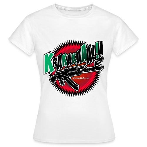 Krakakaaa Excl Col 3 - Vrouwen T-shirt