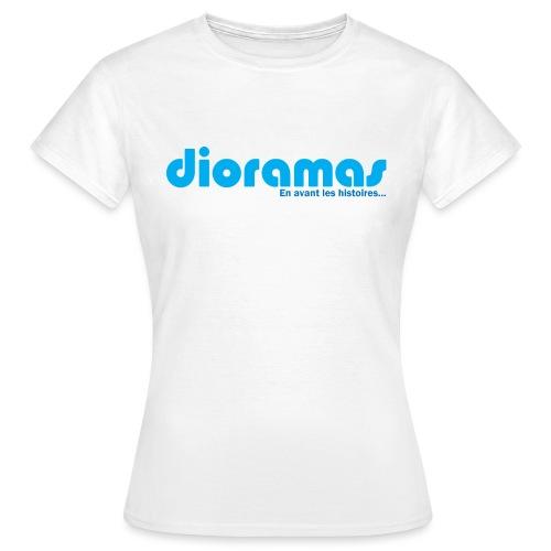 Playrama - T-shirt Femme