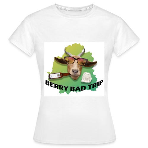 Berry Bad Trip 2020 - T-shirt Femme