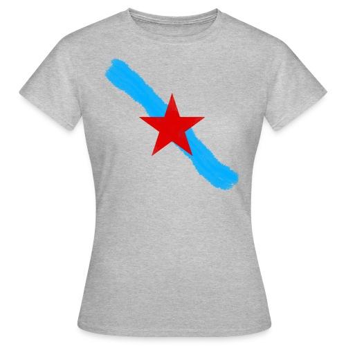 Suadoiro Estreleira - Camiseta mujer