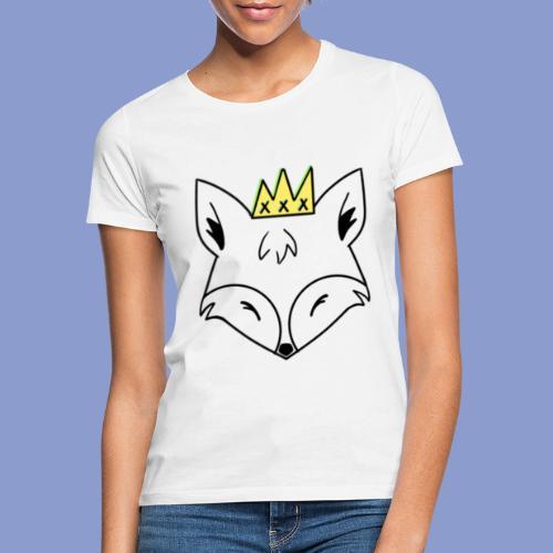 king fox - Maglietta da donna