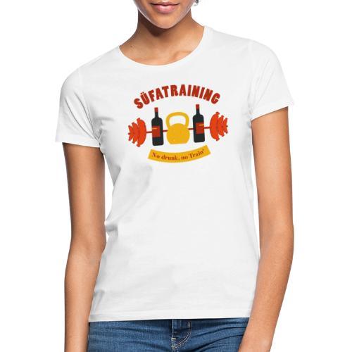 SüfaTraining couleur - T-shirt Femme