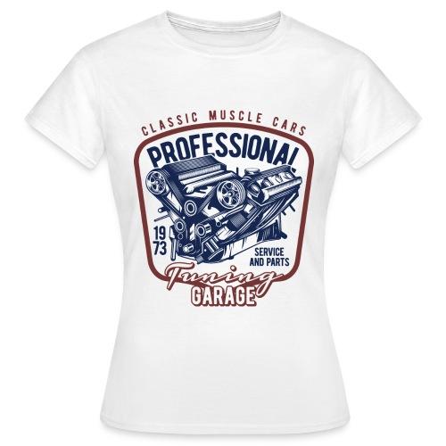 Muskelauto - Frauen T-Shirt