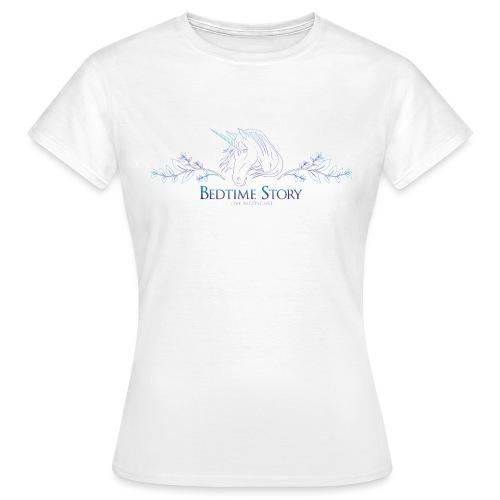 Bedtime_Story_White - Frauen T-Shirt