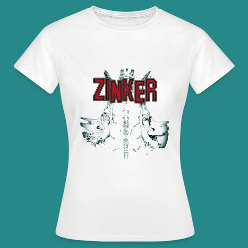 ZiNKeR Cover - Frauen T-Shirt