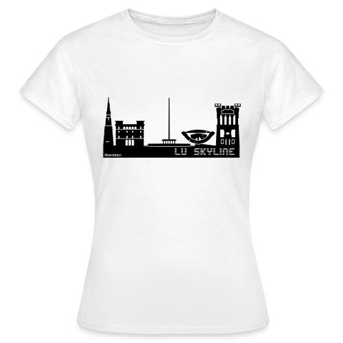 Lu skyline de Terni - Maglietta da donna