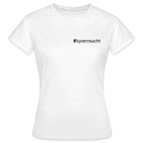 bjoernsucht - Fan-Shirt - Frauen T-Shirt