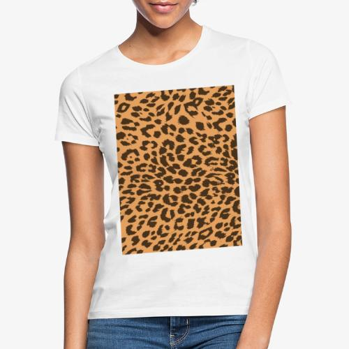 Leopardo - Maglietta da donna