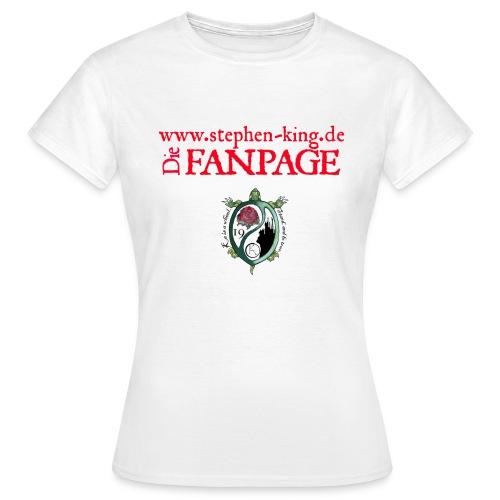 tshirt - Frauen T-Shirt