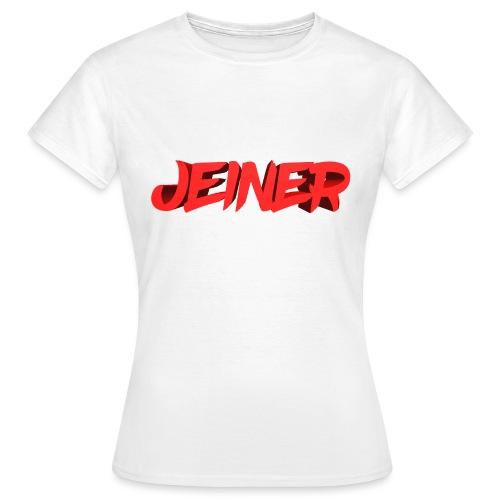 Jeiner 3D - Dame-T-shirt