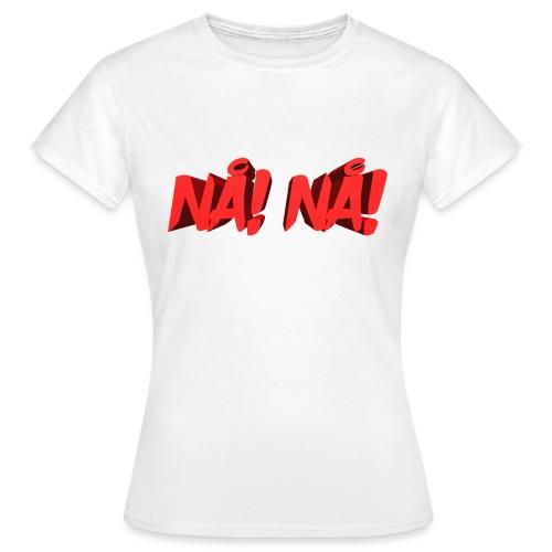 NÅ! 3D - Dame-T-shirt