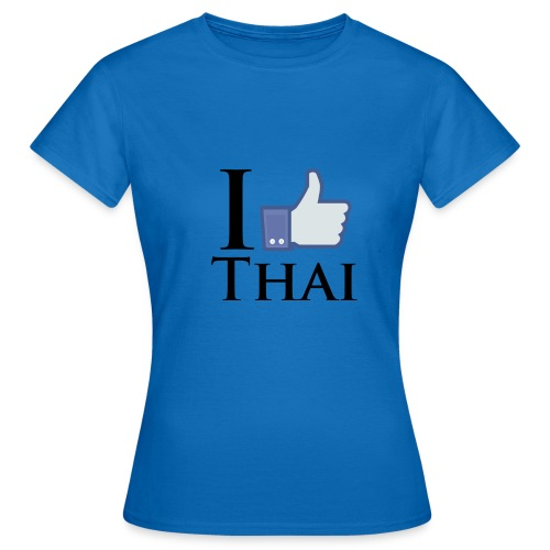 I Like Thai Weiss - Women's T-Shirt