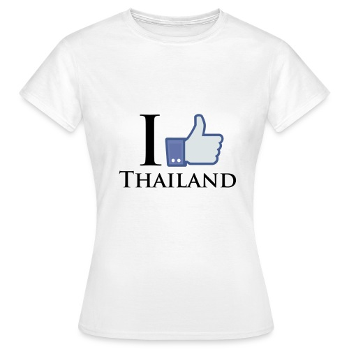 Like Thailand Weiss - Women's T-Shirt