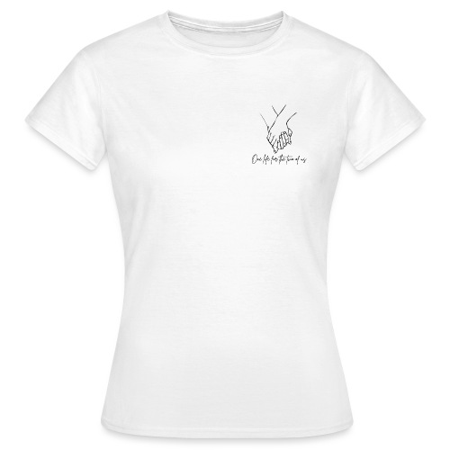 Two Of Us - T-shirt Femme