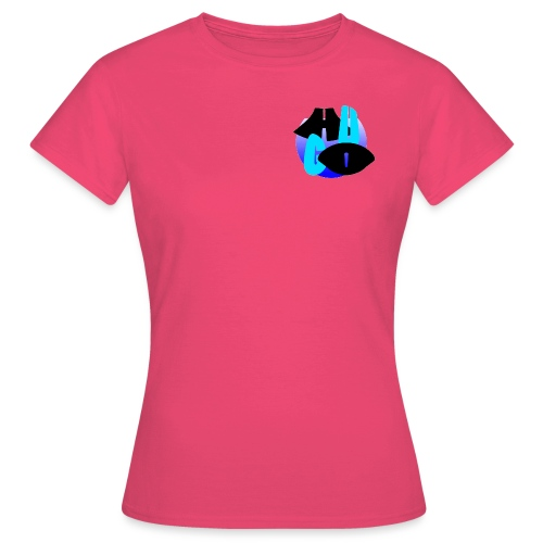 Hugo's logo transparant - Vrouwen T-shirt