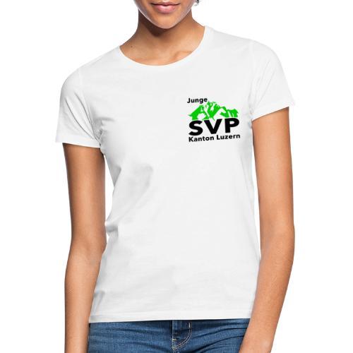 Junge SVP Kanton Luzern - Frauen T-Shirt