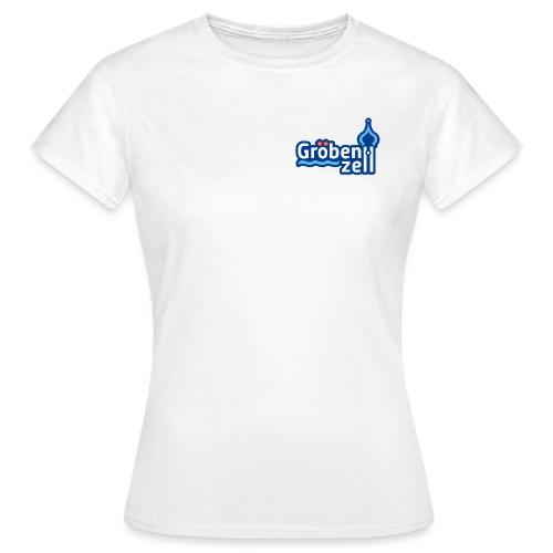 Groebenzell-Logo_4c-Outli - Frauen T-Shirt