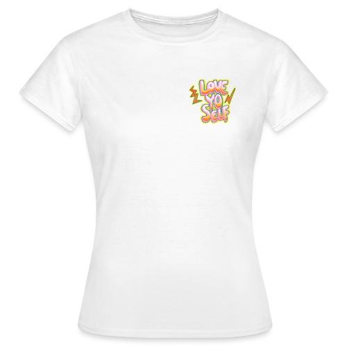LOVE YO' SELF - T-shirt dam