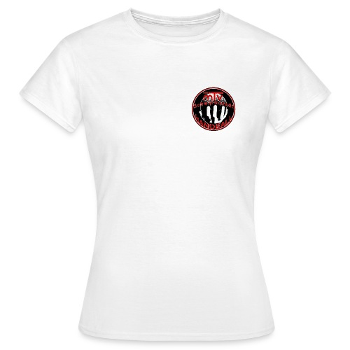 handballlogofertig farbieg - Frauen T-Shirt