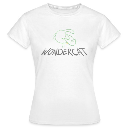wondercat1 - Women's T-Shirt
