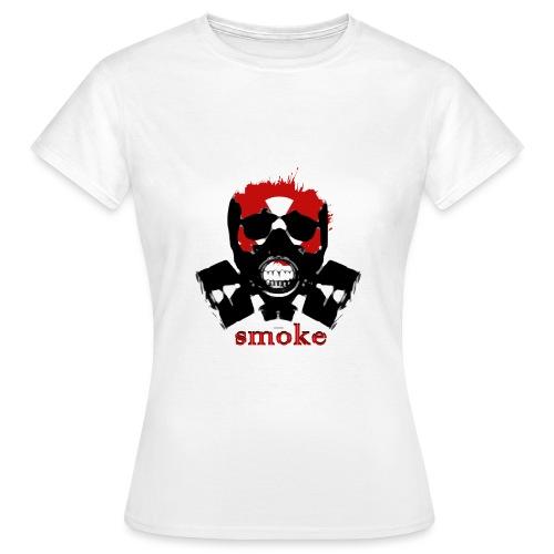 smoke RKG png - Frauen T-Shirt