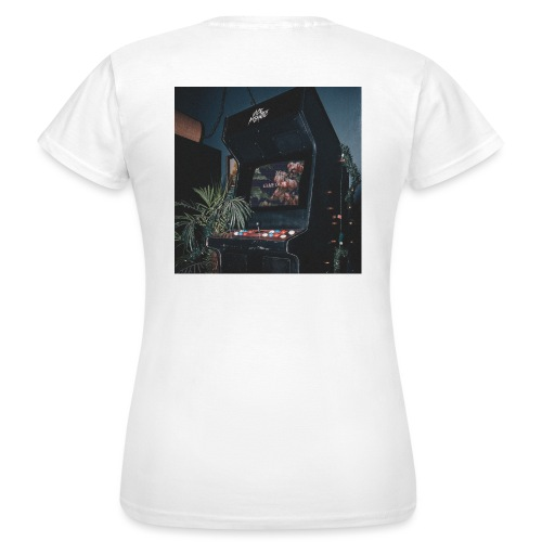 GAME OVER PRINT - Frauen T-Shirt