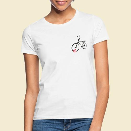 Radball | Cycle Ball Polo black - Frauen T-Shirt