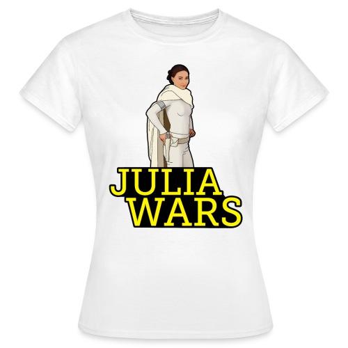 JULIA WARS - Frauen T-Shirt