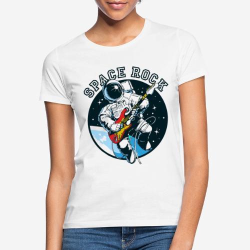 Weltraum-Astronautengestein - Frauen T-Shirt