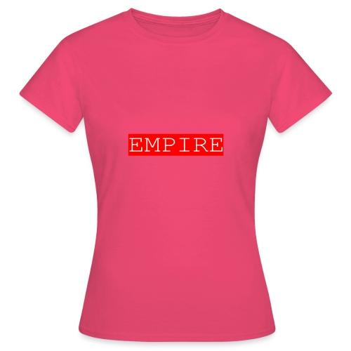 EMPIRE - Maglietta da donna