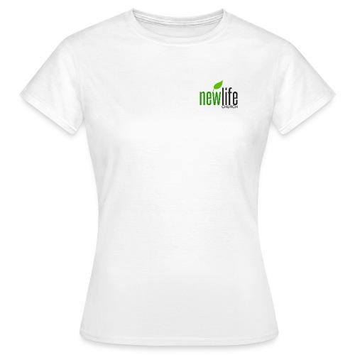 NLC LOGO - Vrouwen T-shirt