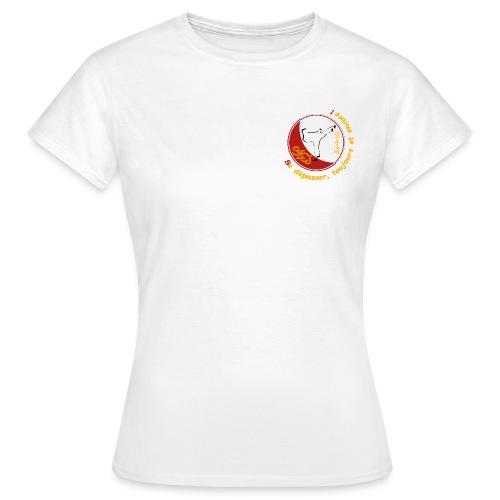 Visuel Body Karaté - T-shirt Femme