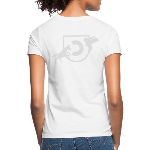 Crest front & back - T-shirt Femme