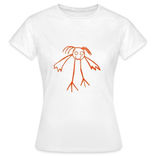 Lintu - Harvinaisen ihana - Naisten t-paita