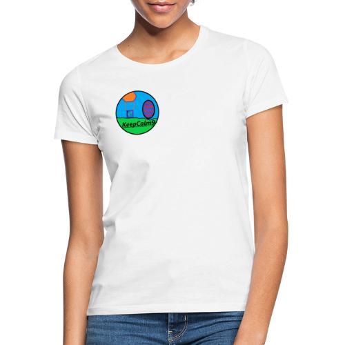 KeepCalm9-Merch Oster-Design - Frauen T-Shirt