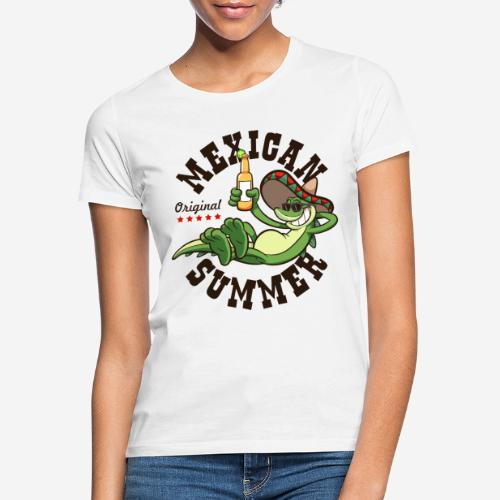 mexikanischer Sommer Mexiko - Frauen T-Shirt