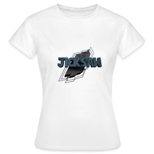 Jicksaw - Logo Merch - Frauen T-Shirt