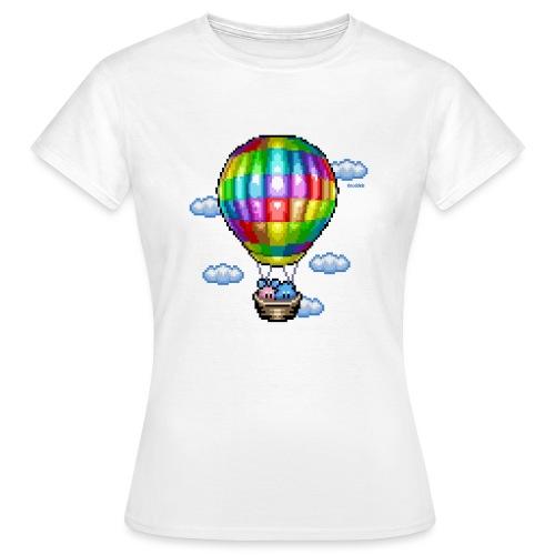 Heißluftballon - Frauen T-Shirt