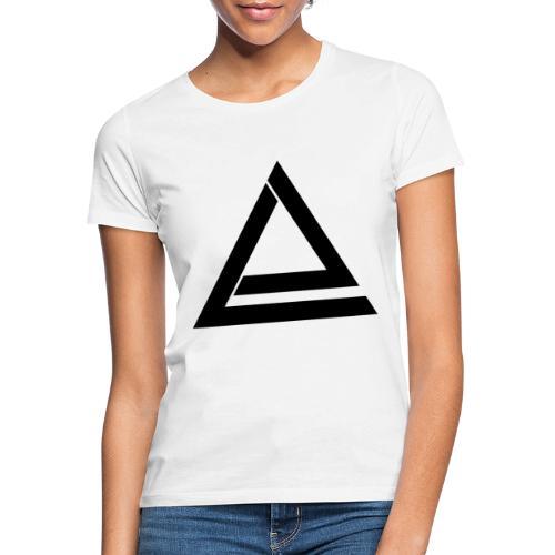 Logo Laix (Noir) - T-shirt Femme