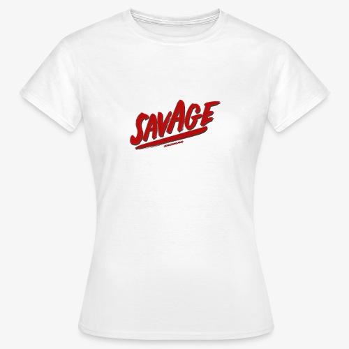 savagjonssongang - T-shirt dam