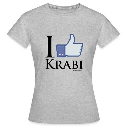 I Like Krabi Black - Frauen T-Shirt